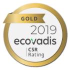 Ecovadis Gold 2019